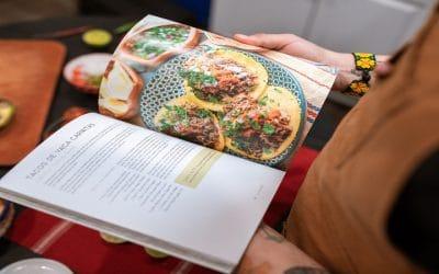 Het is geen kookboek