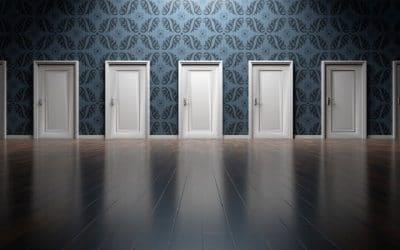 Nieuwe deuren